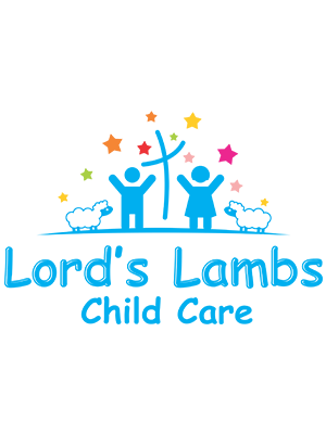 Lord's Lambs Child Care Logo